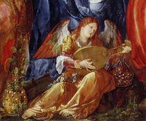 The Feast of the Rose Garlands von Albrecht Dürer