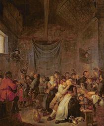 Twelfth Night by Jan Miense Molenaer