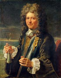 Portrait presumed to be Sebastien le Prestre Seigneur de Vauban by French School