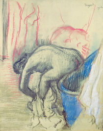 After the Bath, 1903 by Edgar Degas