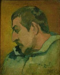 Self Portrait, 1896 by Paul Gauguin