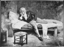 Francisco de Miranda in the prison of La Carraca by Arturo Michelena