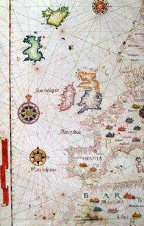 The British Isles, Iberia and Northwest Africa von Diego Homem