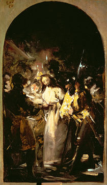 The Taking of Christ, c.1798 by Francisco Jose de Goya y Lucientes