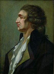 Marie Jean Antoine Nicolas de Caritat Marquis de Condorcet by French School