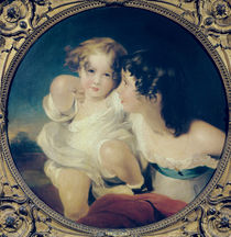 The Calmady Children by Thomas Lawrence