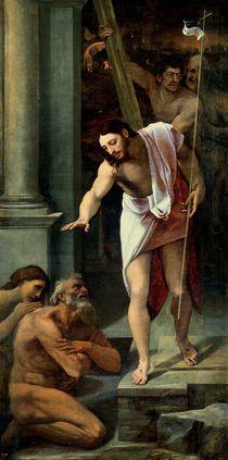 Christ's Descent into Limbo by Sebastiano del Piombo