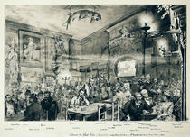 The Cabaret du Chat Noir, 1886 by Paul Merwart