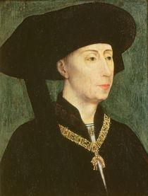Philippe le Bon Duc de Bourgogne von Rogier van der Weyden