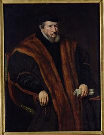 Portrait of a Man, 1564 by Netherlandish School
