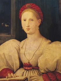 Portrait of a Woman von Paolo Zacchia