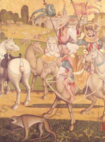 The Cavalcade of the Magi, c.1460 von Swiss School