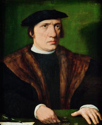 Portrait of a Man von Hans Holbein the Younger