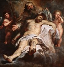 The Trinity by Peter Paul Rubens