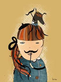Moustache von Kristina  Sabaite