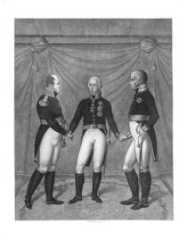 The Holly Alliance, 1815 by J. C. Bock