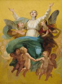 The Assumption of the Virgin von Pierre-Paul Prud'hon