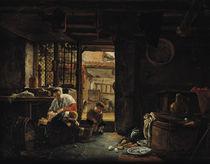Rustic Interior by Thomas Wyck