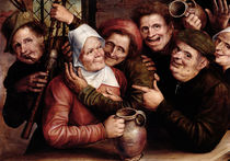 Merry Company, 1562 by Jan Massys or Metsys