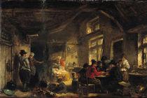Fishermen from the Island of Marken by Herman Frederik Carel Tenkate