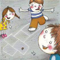 Strassenspiel by Evi Gasser