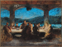 The Last Supper by Jean Alexandre Joseph Falguiere