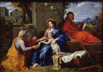 The Holy Family by Louis Licherie de Beuron
