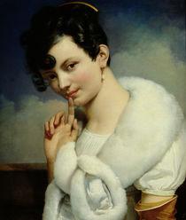 Portrait of a Woman von Thomas Henry