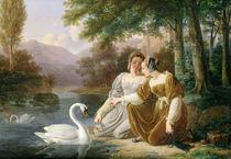 Chatelaines von Pierre Henri Revoil