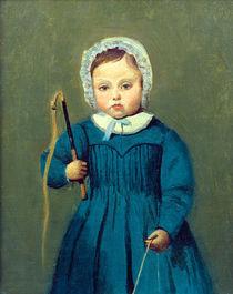 Louis Robert c.1843-44 von Jean Baptiste Camille Corot