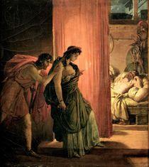 Clytemnestra, c.1817 von Baron Pierre-Narcisse Guerin
