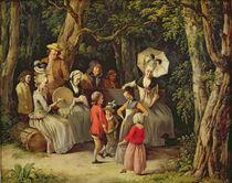 Children Dancing by Jean Jacques de Boissieu