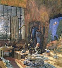 Portrait of Ker-Xavier Roussel 1935 von Edouard Vuillard