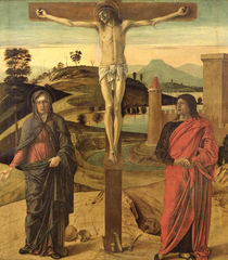 Calvary, c.1465-70 by Giovanni Bellini