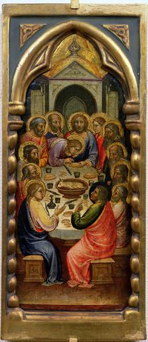 The Last Supper by Mariotto di Nardo