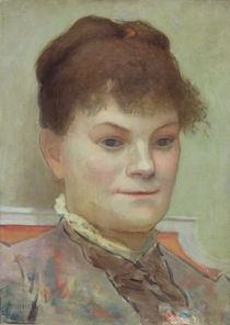 Portrait of La Goulue, c.1880-85 by Louis Anquetin