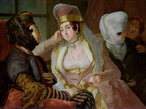 Maltese Women von Antoine de Favray