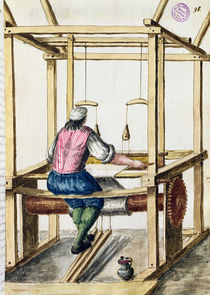 A Venetian Weaver