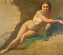 Nude Study, c.1858-60 von Edgar Degas
