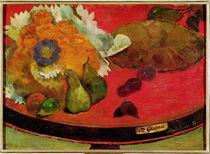 Fete Gloanec, 1888 by Paul Gauguin