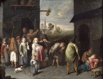 A Charivari von David II Ryckaert