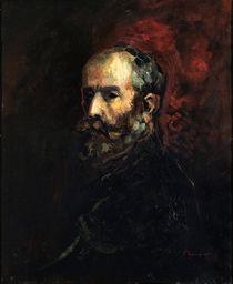 Self Portrait as Henri IV, 1870 von Jean-Baptiste Carpeaux