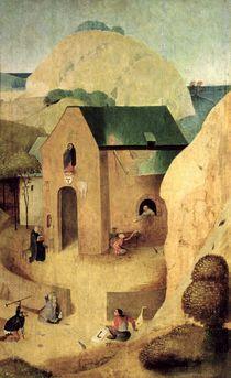 An Antonian Priory von Hieronymus Bosch