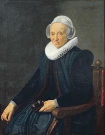 Portrait of an Old Woman, 1624 von Nicolaes Eliasz
