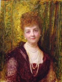Melanie de Bussiere, Countess of Pourtales by Antoine Auguste Ernest Herbert or Hebert