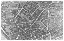 Plan of Paris, known as the 'Plan de Turgot' by Louis Bretez