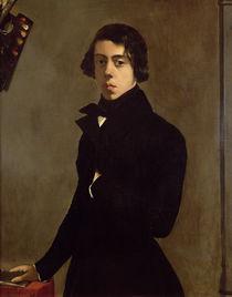 Self Portrait, 1835 von Theodore Chasseriau