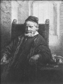 Jean Lutma, 1656 von Rembrandt Harmenszoon van Rijn