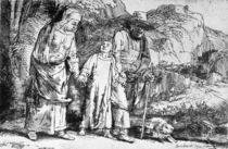 The Return from Egypt, or Jesus Christ Taken Back from the Temple by Rembrandt Harmenszoon van Rijn