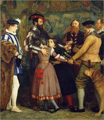 The Ransom, 1860-62 von John Everett Millais